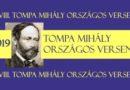 """Naši žiaci na recitačnej súťaži  """"Tompa Mihály Országos Verseny"""""""